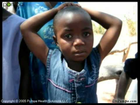 African Tribe Ministry - Dr. Dan Pompa- Zimbabwe Children Video