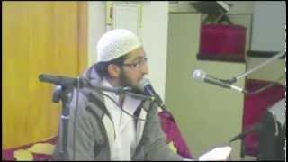 Hafiz Ahsan Amin Hamd Darbar Mein hazir