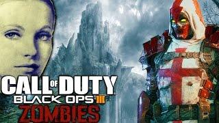 Main Easter Egg DLC 1  | Der Eisendrachen | Iron Dragon | Black Ops 3 Zombies |
