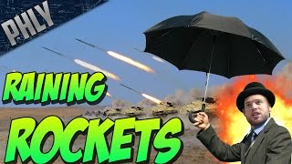 getlinkyoutube.com-ROCKET ARTILLERY- IT'S RAINING ROCKETS! ( War Thunder Tank Gameplay)
