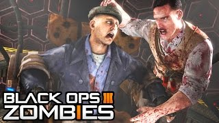 getlinkyoutube.com-Black Ops 3 Zombies - The Giant - Airplane from Mob of the Dead! (Black Ops 3 Zombies Gameplay)