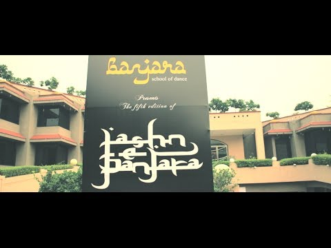 Banjara School Of Dance - Jashn-E-Banjara - THE AFTERMOVIE (6th edition promo video)