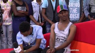 Emtee and A-Reece Interview - Clebs on HN9