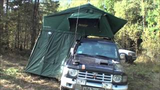 getlinkyoutube.com-Палатка для авто