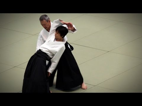 Sato Katsuhiko Shihan (佐藤 勝彦) - 54th All Japan Aikido Demonstration (2016)
