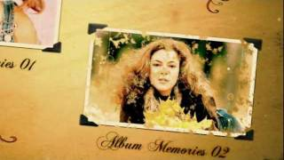 After Effects Template - Album Memories HD