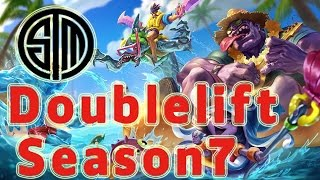 getlinkyoutube.com-TSM Doublelift Draven ADC vs Caitlyn Patch 7.1