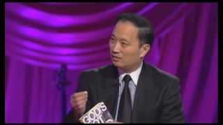 "getlinkyoutube.com-""God's not dead"", TBN show, Dr. Ming Wang"