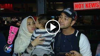 getlinkyoutube.com-Pulang dari Umroh, Raffi-Nagita dan Rafathar Makin Kompak - Cumicam 24 Februari 2017