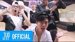 """getlinkyoutube.com-2PM """"GO CRAZY!(미친거 아니야?)"""" Dance Practice"""