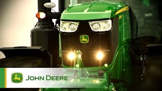 John Deere 6250R Tractor - Introduction