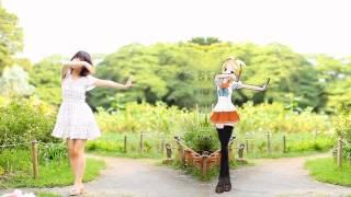 "getlinkyoutube.com-MMD + Aikawa Kozue, ""Hello How Are You"" ハロ/ハワユを踊ってみた"