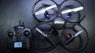 getlinkyoutube.com-udiRC U818A HD+ (Improved camera, headless mode, return home and more)