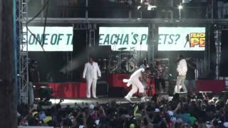 Vybz Kartel, Popcaan & Shawn Storm live au Reggae Sumfest 2011