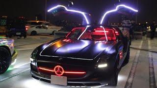 getlinkyoutube.com-カワトンTV No9【諸星一家】SLS AMG マットブラックエディション