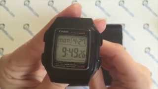 getlinkyoutube.com-Casio F-201wa-1adf