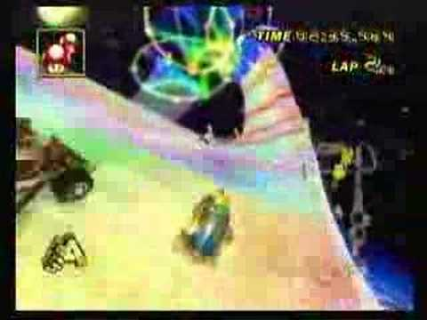 Mario Kart Wii - Rainbow Road