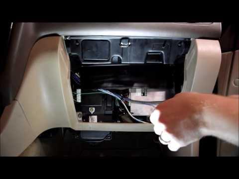 Land Cruiser Cabin Air Filter Retrofit