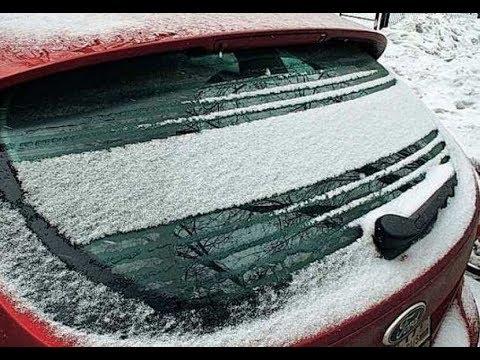Где у Mazda Cronos кнопка обогрева заднего стекла