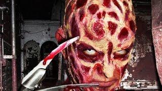 getlinkyoutube.com-Freddy Krueger - Nightmare on Elm Street - Makeup Tutorial!