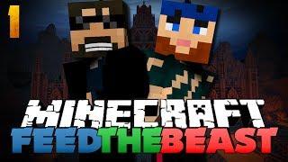 getlinkyoutube.com-Minecraft Modded Survival - FTB 1 - MORPH INTO EVERYTHING