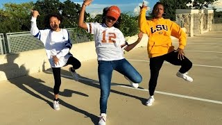 getlinkyoutube.com-TZ Anthem Challenge| Juju on Dat Beat dance 2016| FT. The Isaac Sisters