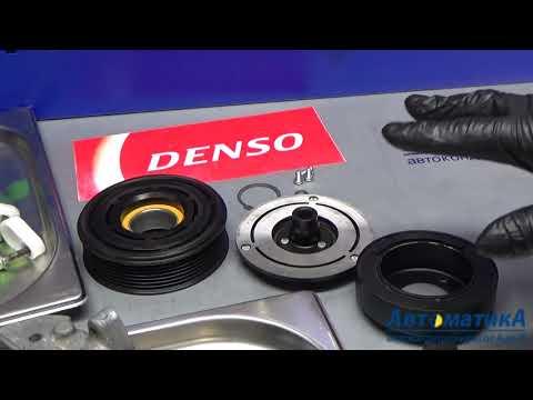 Nissan Teana/Murano - ремонт компрессора кондиционера вместо замены.