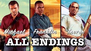 getlinkyoutube.com-Grand Theft Auto 5 - All Endings (A, B, and C)