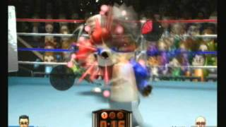 getlinkyoutube.com-Wii Sports: Boxing 2675 Skill Level
