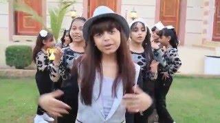 getlinkyoutube.com-قناة اطفال ومواهب الفضائية كليب ودعنا العام الرابع اداء الهام الدوجان