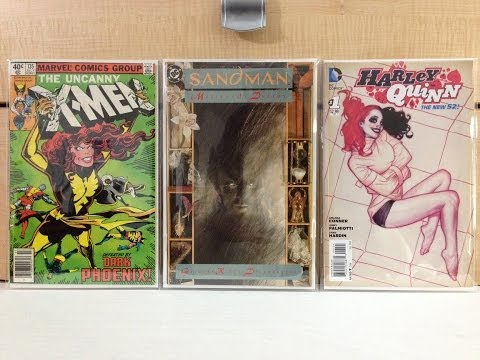 GIANT-SIZE COMIC BOOK HAUL #3 +PUT THESE ON YOUR RADAR!!