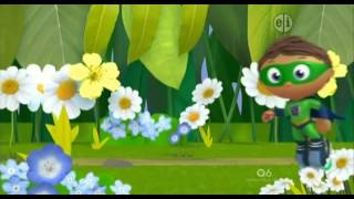getlinkyoutube.com-023 Super Why    Thumbelina