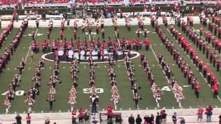 getlinkyoutube.com-Redcoat Alumni Band 2013