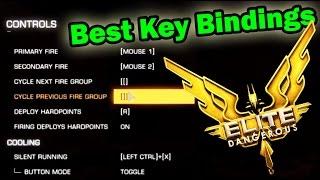 getlinkyoutube.com-Best Elite Dangerous Key Bindings - M&K