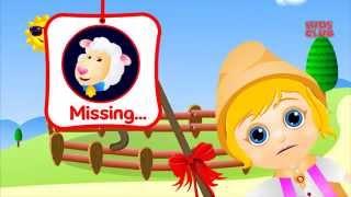 getlinkyoutube.com-Little Bo Peep - Popular Nursery Rhymes Collection I Children Songs