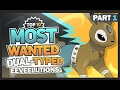 Top 10 Most Wanted Dual Typed Eeveelutions Part 1 W FeintAttacks