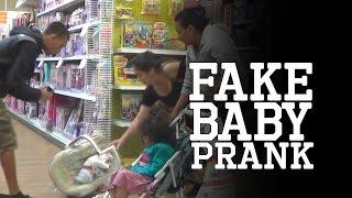 getlinkyoutube.com-Dropping Fake Baby Prank (@CaptainShorif)