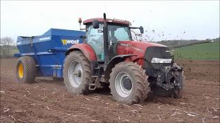 Harry West 3000 Dual Spreader