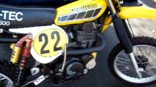 getlinkyoutube.com-Pro Tec Yamaha TT 600 ex Ron Lechien 001