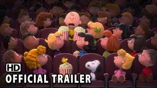 getlinkyoutube.com-Peanuts Official Trailer (2015) - Snoopy, Charlie Brown Movie HD