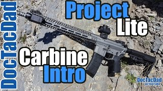 getlinkyoutube.com-5 Pound AR-15!!! - Project Lightwieght Carbine - Intro