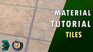 getlinkyoutube.com-V-Ray Material Tutorial - Tile