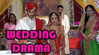 getlinkyoutube.com-Who is happy on Swara & Sanskar's wedding?