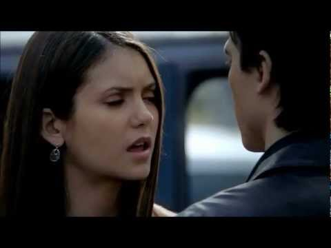 3x17 Damon &amp; Elena scene (The Vampire Diaries)