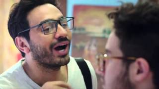 getlinkyoutube.com-فلم تامر حسني 2015 . فلم اهواك ، HD