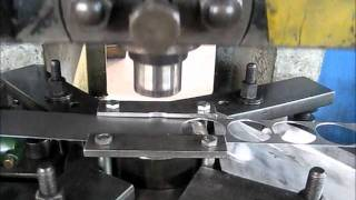 getlinkyoutube.com-Pneumatic Punch Press Feeder