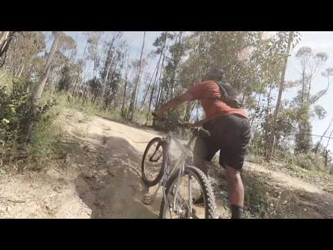 Fullerton Loop MTB 2017 with Tom's New Pivot Switchblade