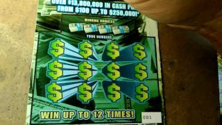 getlinkyoutube.com-Florida lottery scratchoff #6229