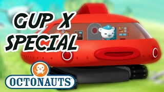 getlinkyoutube.com-Octonauts - Gup X | 20+ minutes | Gups and Octonauts