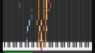 getlinkyoutube.com-[Synthesia] VOCALOID - Electric Angel